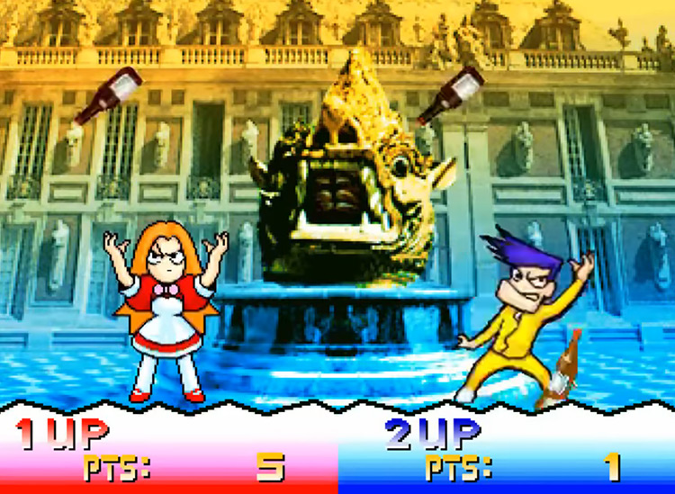 Bishi Bashi Special in PS1