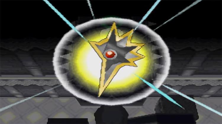 Legend Badge from Pokémon White