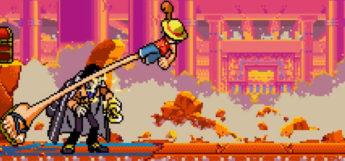 One Piece Grand Battle Colosseum for WonderSwan