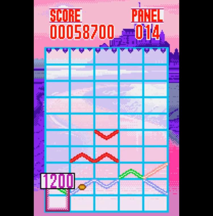 GunPey EX WonderSwan gameplay