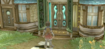 Rune Factory Frontier HD Screenshot - Nintendo Wii