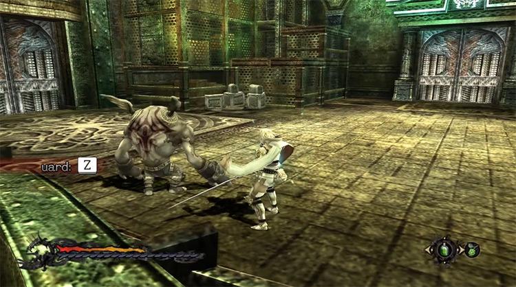 Pandora's Tower Wii game screenshot