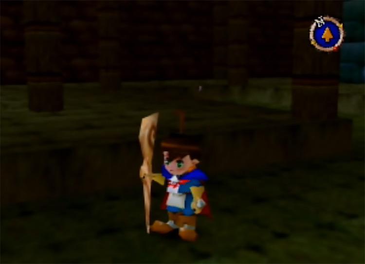 Quest 64 N64 game screenshot