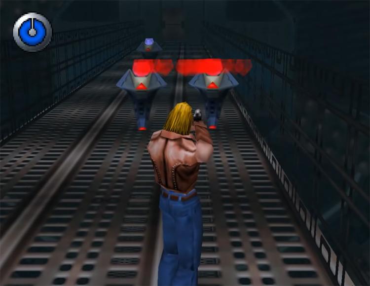Hybrid Heaven N64 gameplay screenshot