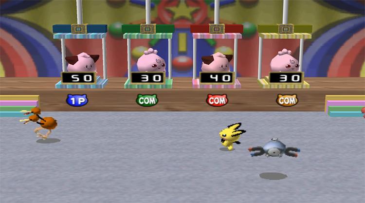 Pokémon Stadium 2 N64 RPG
