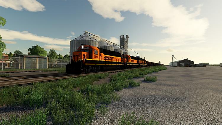 Nebraska Lands USA 4X mod FS19