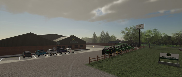 Farms of Madison County 4X map mod
