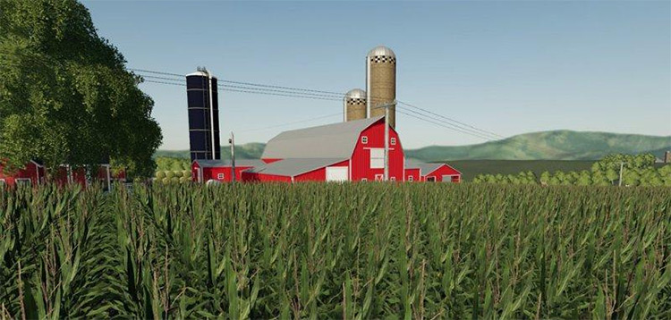 Westby Wisconsin Revised mod FS19
