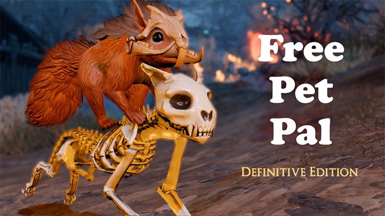 Free Pet Pal Mod