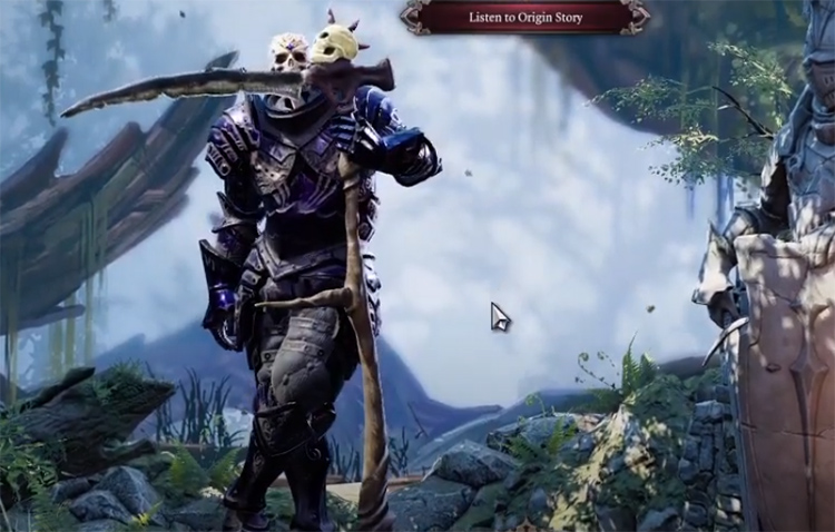 Weapon Choice Mod for DOS2