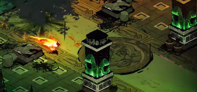 Hades Isometric RPG gameplay