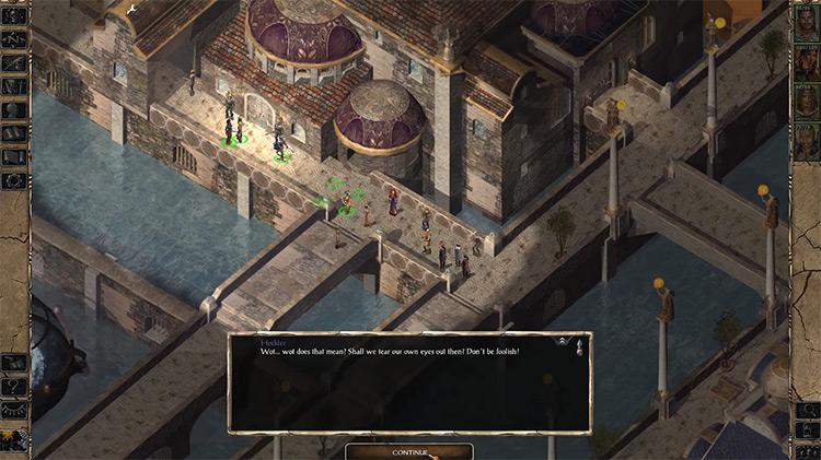Baldur's Gate II: Enhanced Edition screenshot
