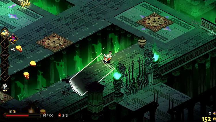 Hades game screenshot