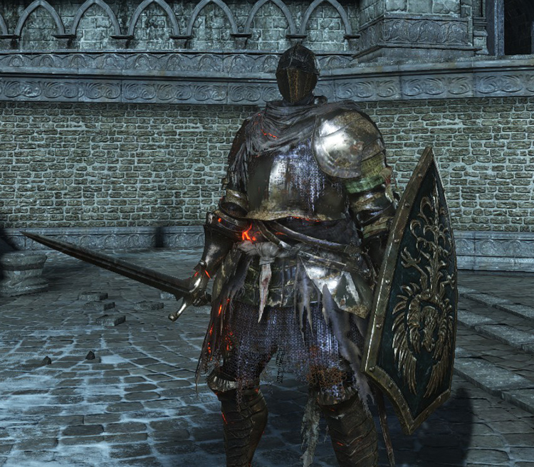 Lothric Knight Sword in DS3