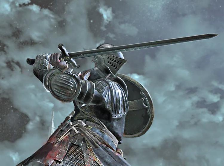 Anri's Straight Sword DS3