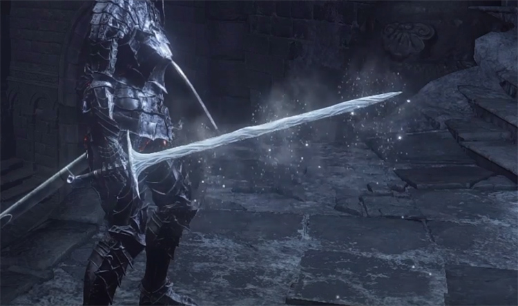 Irithyll Straight Sword in DS3