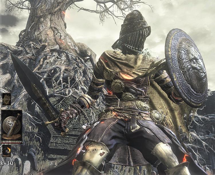 Valorheart weapon in Dark Souls 3