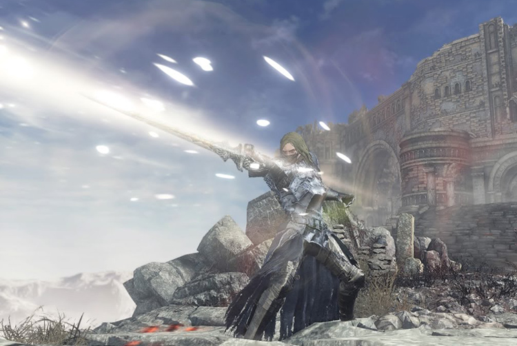 Lothric's Holy Sword DS3 screenshot