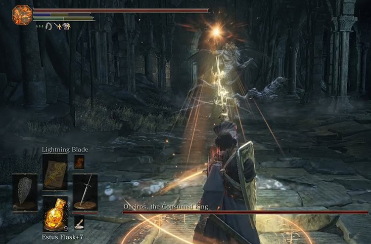 Sunlight Straight Sword DS3