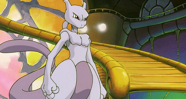 Mewtwo psychic type