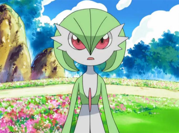 Gardevoir from Pokémon anime