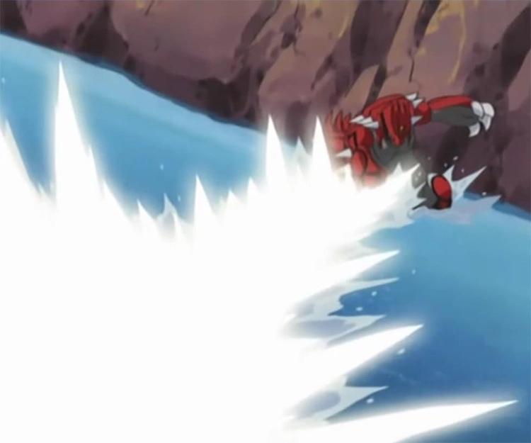 Groudon Pokemon Anime Screenshot