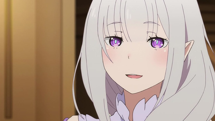 Emilia - Re:Zero from Starting Life in Another World