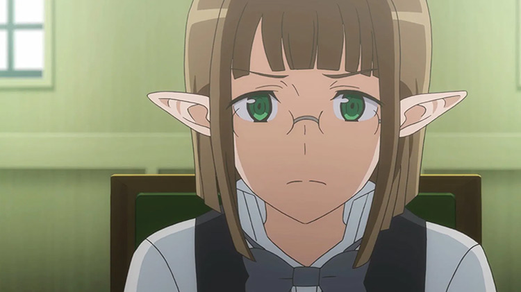 Eina Tulle from Is It Wrong to Try to Pick Up Girls in a Dungeon?