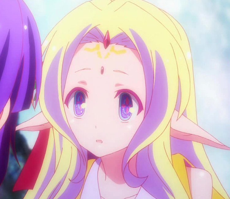 Fiel Nirvalen from No Game No Life