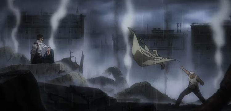 FMA Brotherhood Opening 05: Rain by SID anime intro