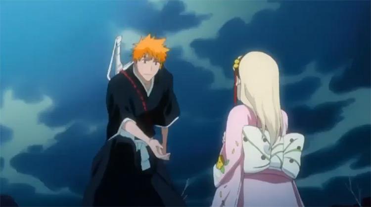 Opening #08: Chu-Bura by Kelun anime intro scene