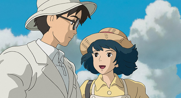 The Wind Rises anime screenshot