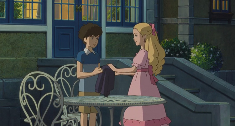 When Marnie Was There anime
