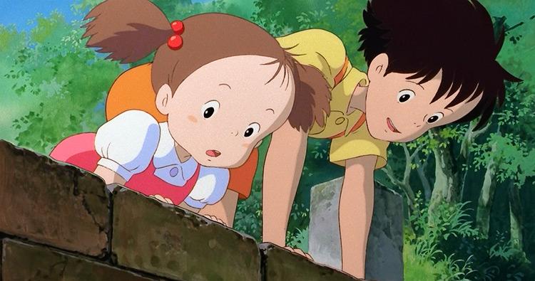 My Neighbor Totoro anime
