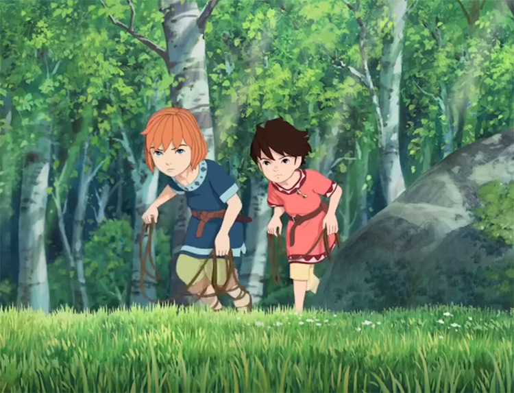 Ronia, the Robber's Daughter anime