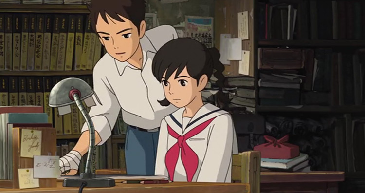 From Up On Poppy Hill anime
