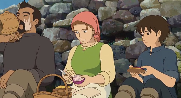 Tales from Earthsea anime