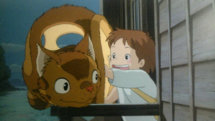 Mei and the Baby Catbus screenshot