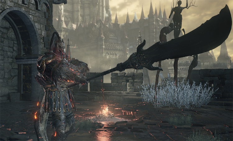 Splitleaf Greatsword - Dark Souls 3 Screenshot