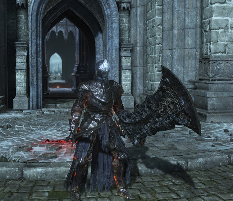 Fume Ultra Greatsword - DS3 Screenshot