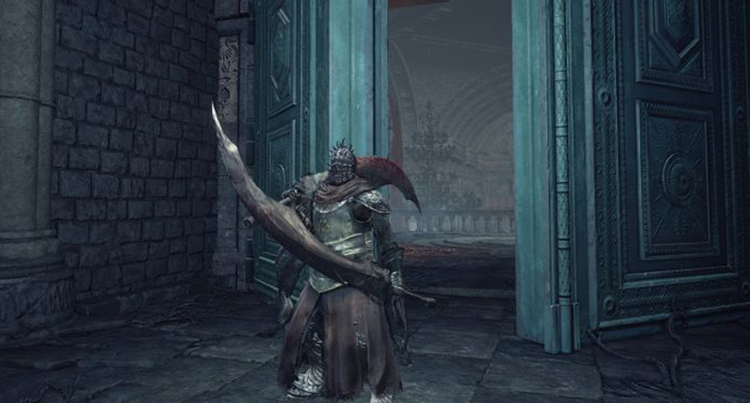 Exile Greatsword - Dark Souls 3 screenshot