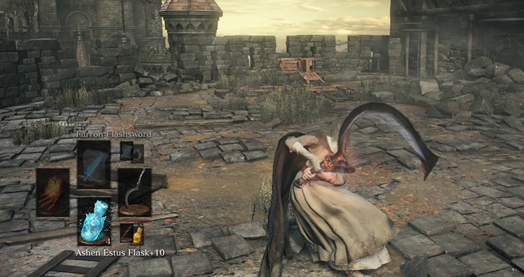 Man Serpent Hatchet - DS3 screenshot