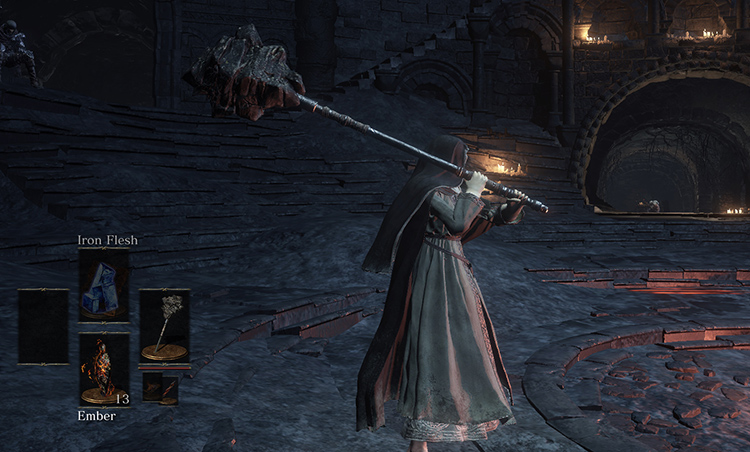 Quakestone Hammer in DS3