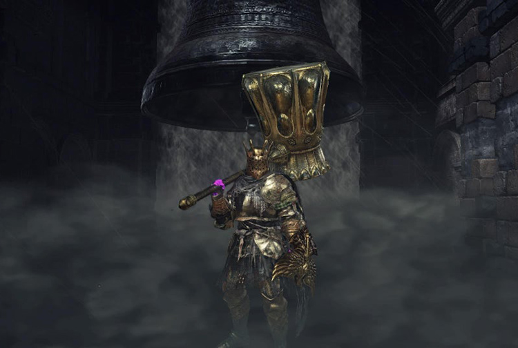 Smough Great Hammer in DS3