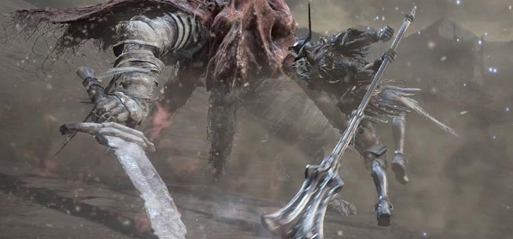 Vordt Hammer screenshot from DS3