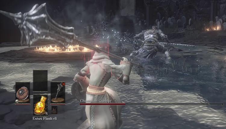 Vordt Great Hammer - DS3 Screenshot