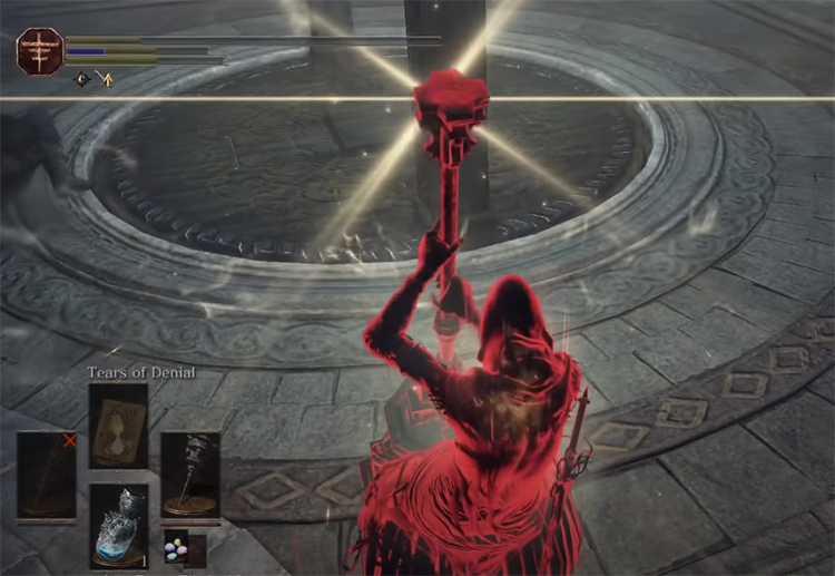 Morne's Great Hammer in DS3