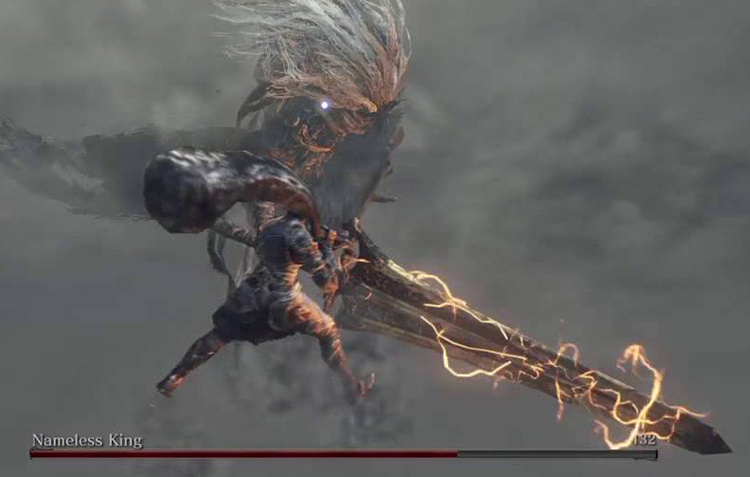 Dragon Tooth Hammer for DS3
