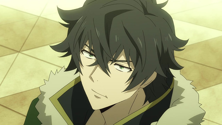Naofumi Iwatani from The Rising of the Shield Hero