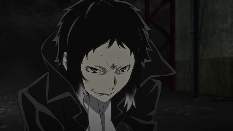 Ryuunosuke Akutagawa from Bungo Stray Dogs anime